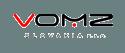 Výroba nerezového nábytku a gastro zariadení Vomz Slovakia s.r.o. Logo